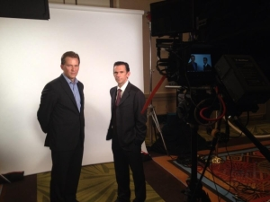 Human Face of Big Data Interview with Timo Elliott at Sapphire 2013