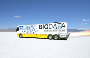 EMC Accelerates the SAP Big Data Bus!